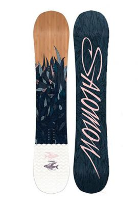 SALOMON RUMBLE FISH SNOWBOARD 2020