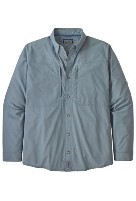 PATAGONIA L/S SUN STRETCH SHIRT