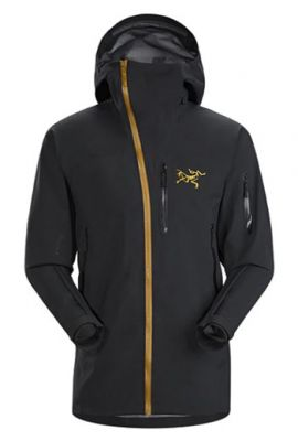ARCTERYX MS SIDEWINDER JACKET 24K BLACK