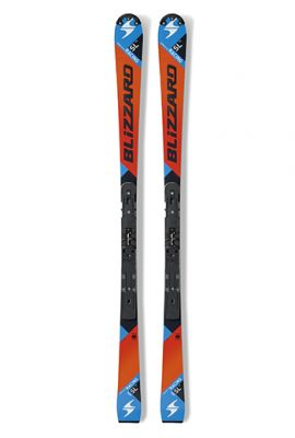 BLIZZARD SL SKIS WITH MARKER RACE XCELL 12 165CM