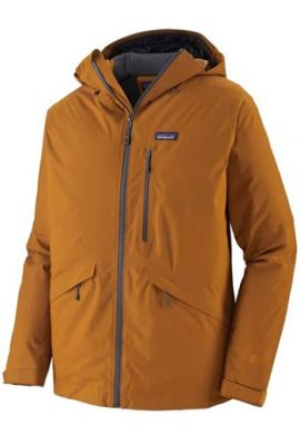 PATAGONIA MS INSULATED SNOWSHOT JACKET HAMMONDS GOLD