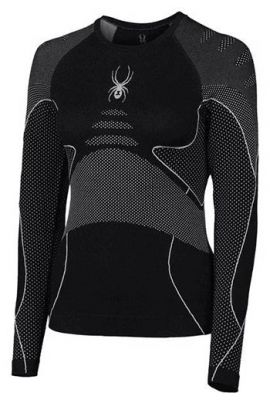 SPYDER WS SEAMLESS COMPRESSION TOP
