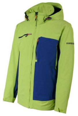 KARBON STEALTH MS JACKET LEMONGRASS
