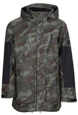 BONFIRE STRATA JACKET
