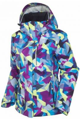 SUNICE CRYSTAL JACKET