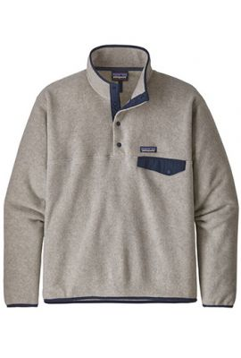 PATAGONIA MS LTWEIGHT SYNCHILLA SNAP OATMEAL HEATHER