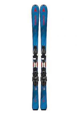 ATOMIC VANTAGE X BLUE/RED with L7 130-150CM