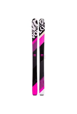 VOLKL 100EIGHT PINK SKIS 2016