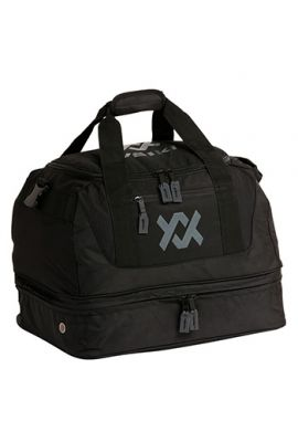 VOLKL OVER UNDER WEEKEND BAG BLACK