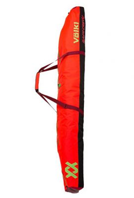 VOLKL RACE DOUBLE SKI BAG 195 RED