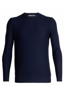 ICEBREAKER WAYPOINT MS CREWE SWEATER