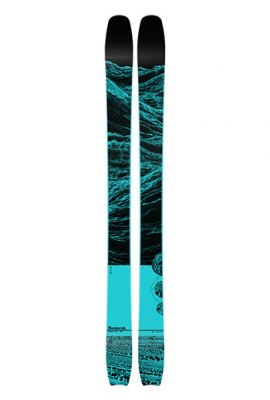 MOMENT WILDCAT TOUR SKIS 2020