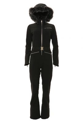 XTM WS CORTINA ONE PIECE SUIT BLACK