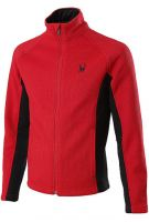 CONSTANT SWEATER - RED/BLACK