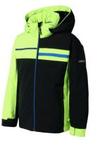 AXLE JACKET - NEON LIME