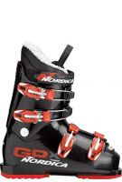 NORDICA GPX TEAM JNR SKI BOOTS BLACK/RED