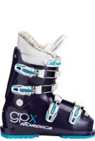 NORDICA GPX TEAM JNR SKI BOOTS PURPLE