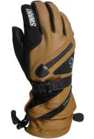 SWANY X CELL II GLOVE BROWN/BLACK